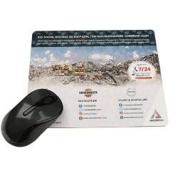 Mercekli Mouse Pad MP08