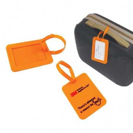 Kauçuk Bavul Etiketi BVL01