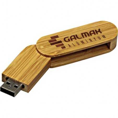 Ahşap USB Bellek UB02