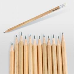 Köşeli Silgili Kurşun Kalem...