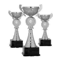 Gümüş Kupa Seti 3'lü (36cm)...