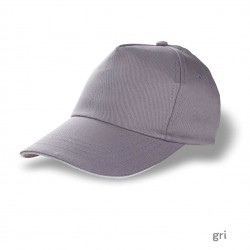 Pamuk Gabardin Şapka...