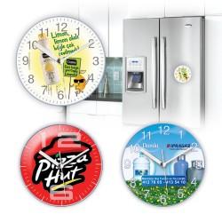 Buzdolabı Saati Yuvarlak...