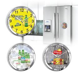 Buzdolabı Saati Krom...