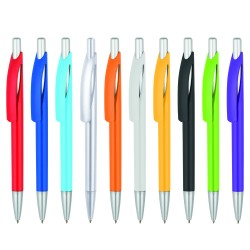 Plastik Tükenmez Kalem KLP337